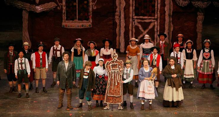 フンパーディンク:オペラ「ヘンゼルとグレーテル」(抜粋版)~青少年のためのオペラ 一般公演~