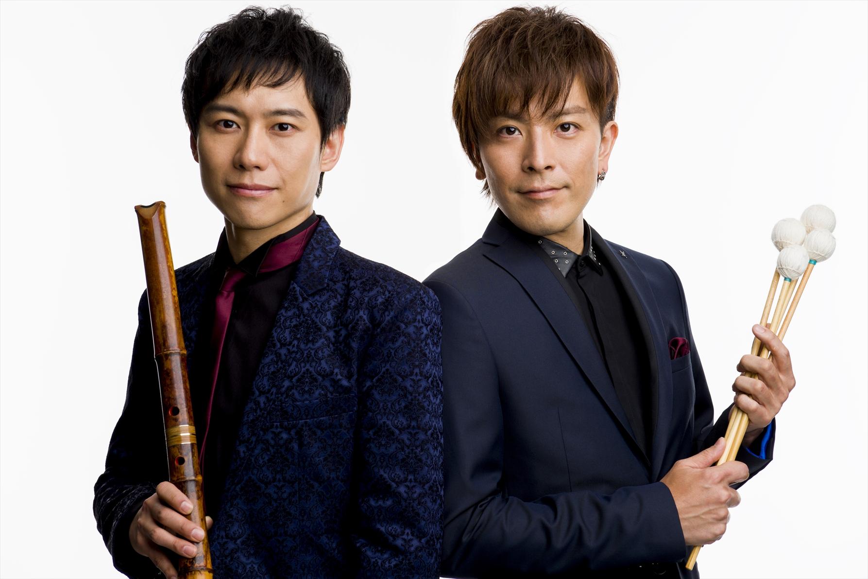 藤原道山×SINSKE 5th Anniversary コンサート 〜尺八とマリンバによる世界最小オーケストラ〜
