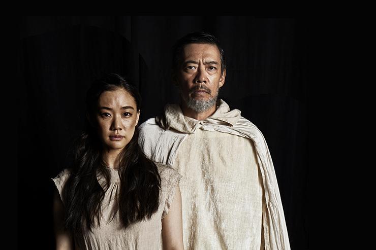 速報!パルコプロデュース2017「アンチゴーヌ」