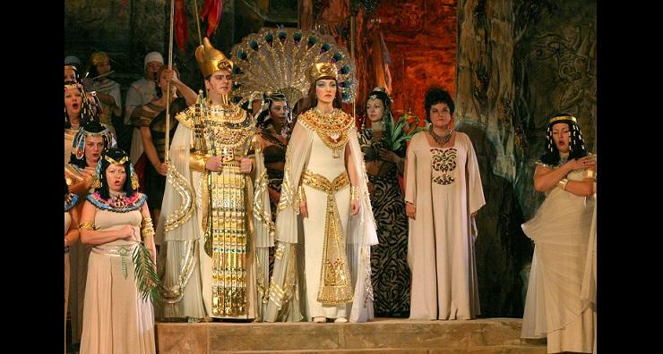 キエフ・オペラ ウクライナ国立歌劇場オペラ「アイーダ」