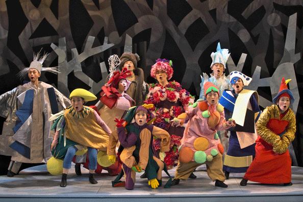 オペラシアターこんにゃく座 オペラ『森は生きている』