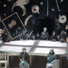 まつもと演劇工場4期生・作品『GULLIVER(ガリバー)』